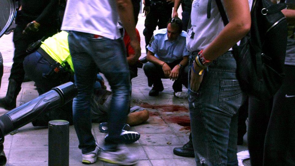 Αυτόπτες μάρτυρες περιγράφουν την αιματηρή σύλληψη Μαζιώτη